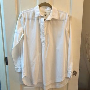 Maternity dress shirt